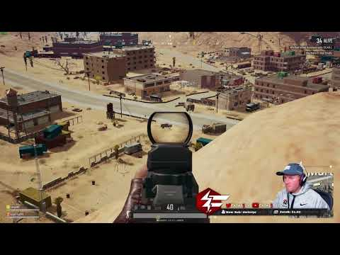 Duos with Fatal1ty in PUBG! FRIED CHICKEN!!!