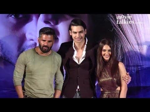 The Rally Movie Trailer Launch | Suniel Shetty