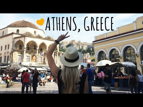 TRAVEL DIARY: ATHENS, GREECE