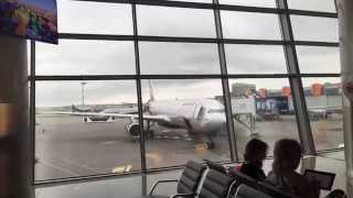 Moskva Sheremetyevo International Airport 모스크바셰레메티예보국제공항