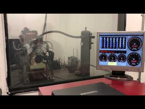 347 Ford Stroker AFR 195 cnc heads 514hp/462ft lb torque