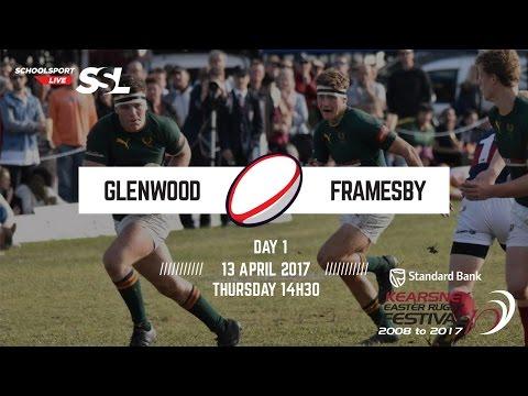 Kearsney Fest: Glenwood vs Framesby XV, 13 April 2017