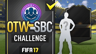 GUARANTEED ONE TO WATCH PACKS! #SBC #OTW #FIFA17 Ultimate TEa,
