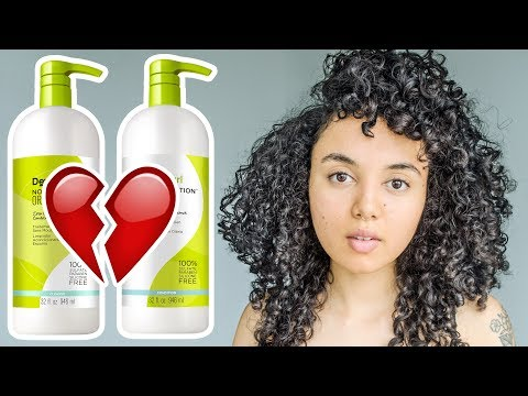 Why I Stopped Using DevaCurl & My Updated Curly Hair Routine