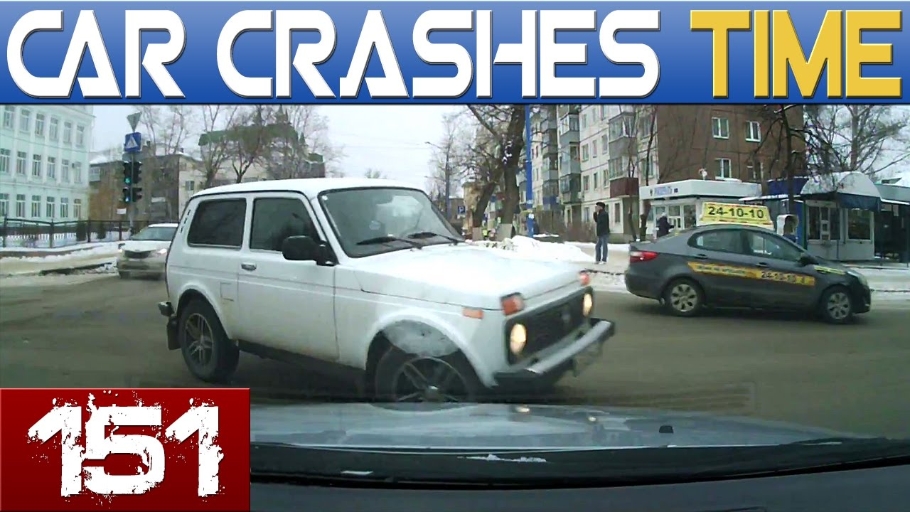 Car Crashes Compilation - Best of the Week - Episode #151 HD
