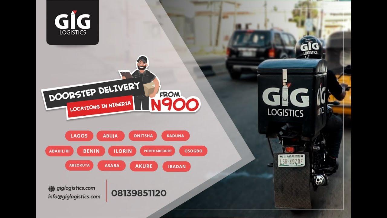 GIGL   Nigeria's No 1 Logistics Company   Express Delivery