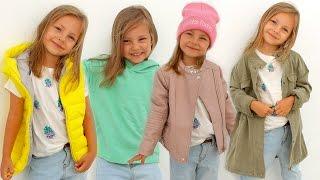 ZARA kids Haul  Детские покупки одежды на ОСЕНЬ с примеркой  Back to School | Часть 2