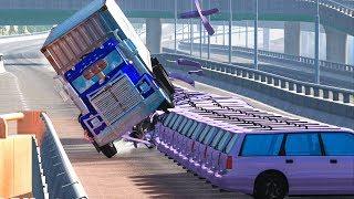 EXTREME CRASHES #98 - BeamNG Drive Crashes