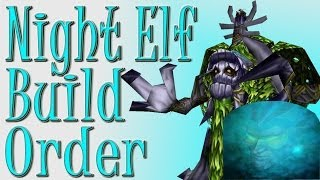 Warcraft 3 Night Elf Build Order