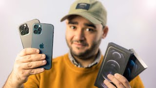 iPhone 12 Pro Max Review    بعد شهر برو ... وشهر ماكس ... المراجعة التفصيلية !!