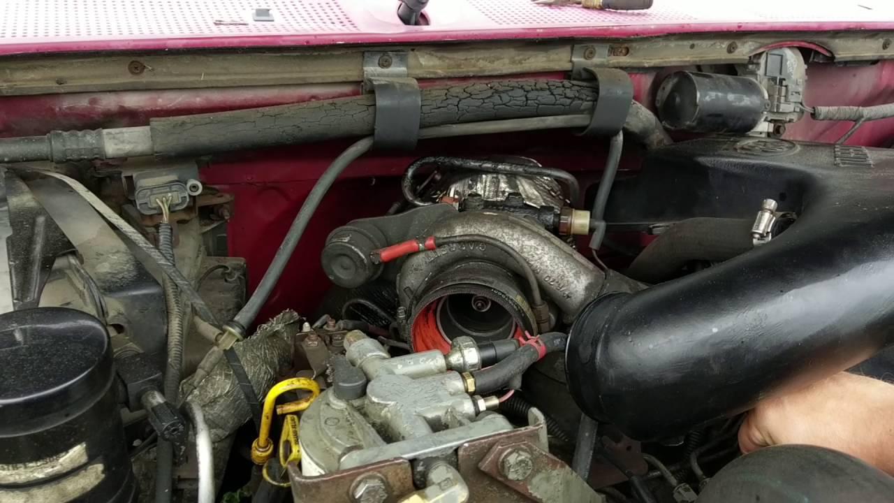 1994 ford f350 7.3 idi turbo diesel