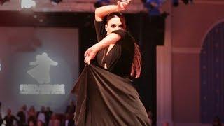 Dorin Frecautanu - Marina Sergeeva   Disney 2018 - Professional Latin American Showdance - Paso