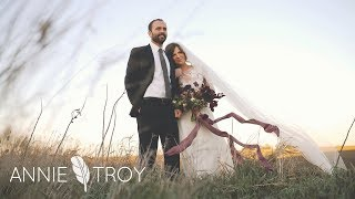 Father of the Bride Makes You Cry | Gorgeous Illinois wedding video at Pear Tree Estate