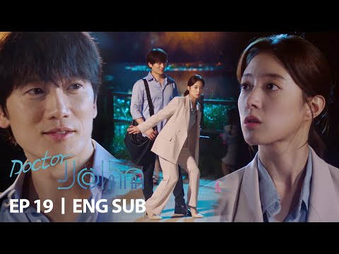 Lee Se Young Protects Ji Sung [Doctor John Ep 19]