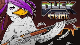 DUCK OFF EVERYONE! | Duck Game - Multiplayer