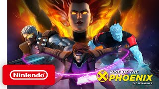 MARVEL ULTIMATE ALLIANCE 3: The Black Order - Rise of the Phoenix DLC Trailer - Nintendo Switch
