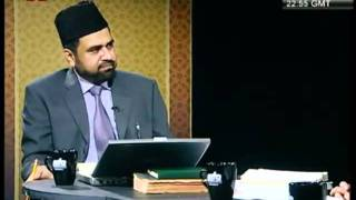 When did the concept of Jesus' bodily ascend come into Islam-persented by khalid Qadiani.flv