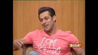 Salman Khan on Katrina Kaif in Aap Ki Adalat