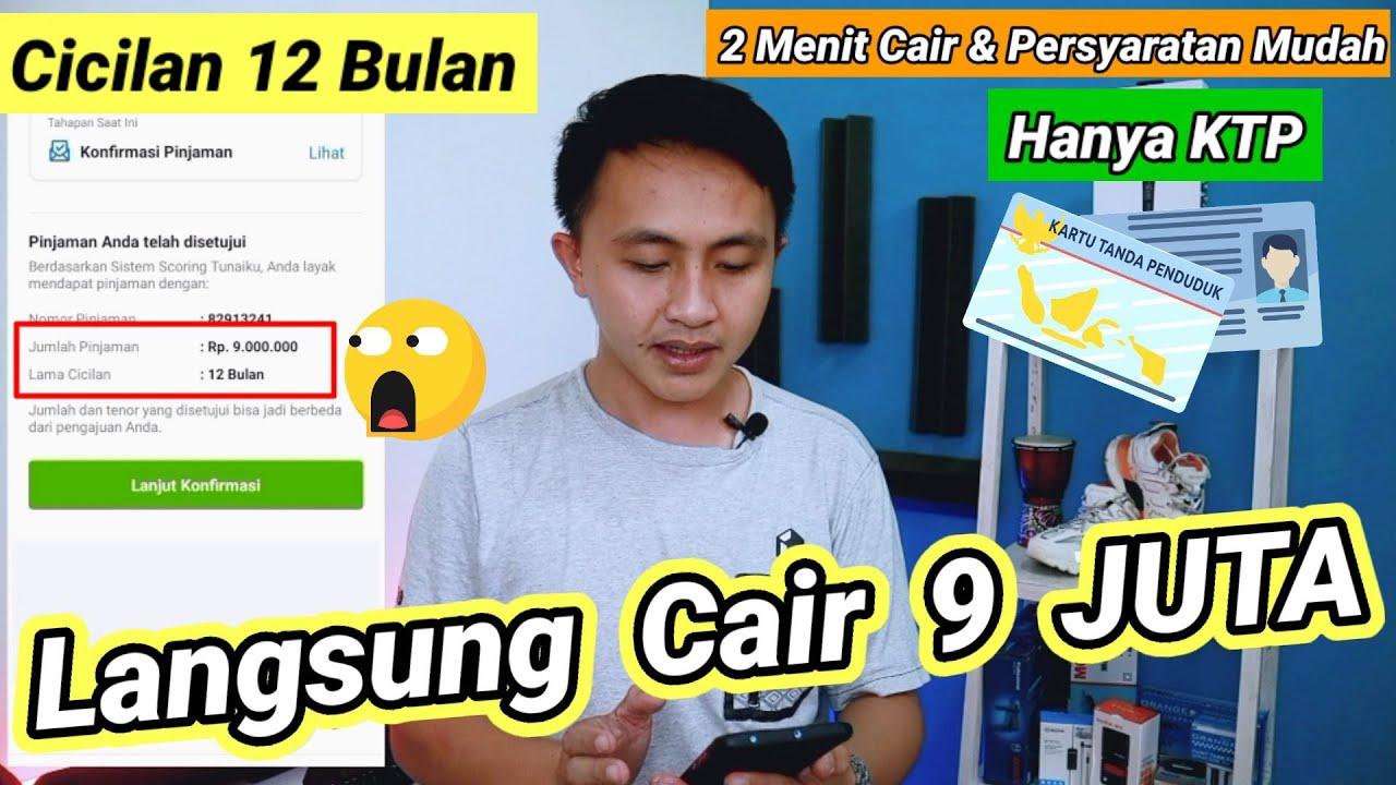 Pinjaman Online Langsung Cair Modal KTP Aja   APLIKASI ...