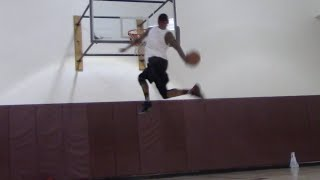 Jordan Southerland: one of the HIGHEST jumpers in the WORLD!?!? Video