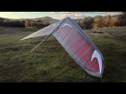 McClure, December 23, 2015 - First Flight on Icaro Laminar 13.2