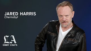 Jared Harris from 'Chernobyl,' Emmy Contenders chats with the Los Angeles Times