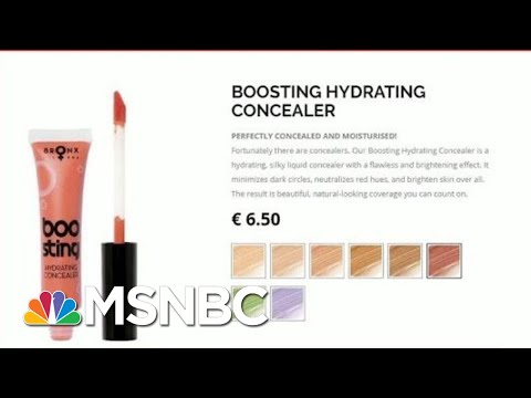 Donald Trump Likes 2 And A Half Of Things - Including His Orange MakeUp | All In | MSNBC