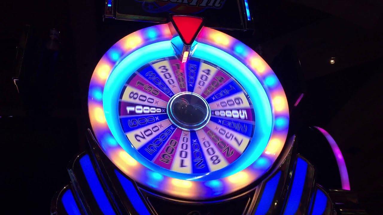 Quick Hits Cash Wheel