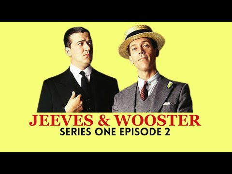 """Download Jeeves and Wooster Series  One, Episode 2, """"Tuppy and the Terrier"""""""