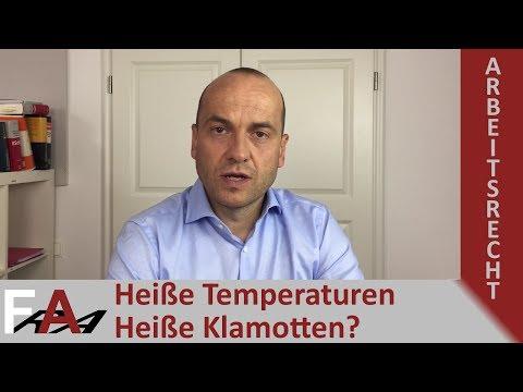 Heiße Temperaturen - Heiße Klamotten? I Betriebliche Kleidung Im Sommer