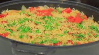 دجاج و ارز | نادية سرحان