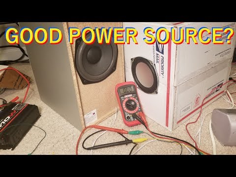 Free Energy Generator Using Sound
