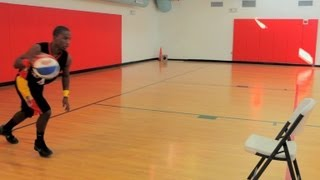 How to Crossover Dribble | Basketball