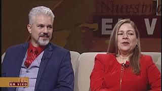 Nuestra Fe en Vivo—Ricardo y Lucía Luzondo •12 | Febrero | 2018