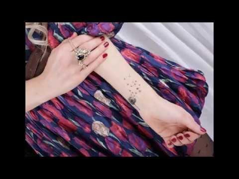30 Flirty Dandelion Tattoos