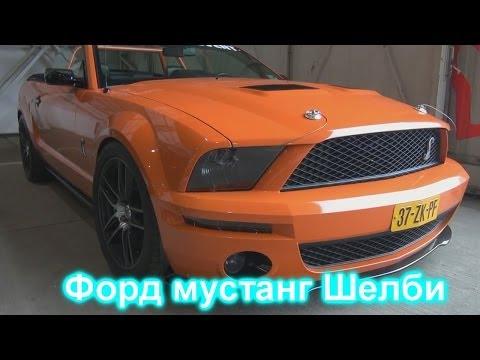 Форд мустанг Шелби