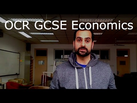 OCR GCSE 2.2.3  Fiscal Policy