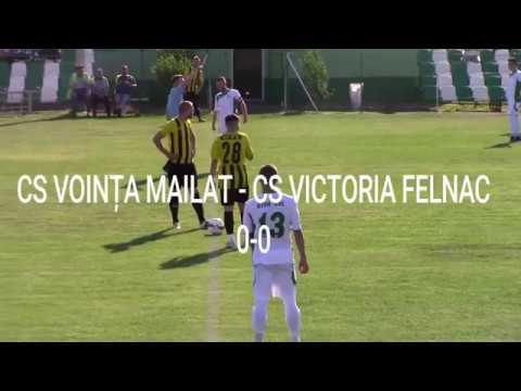 CS VOINȚA MAILAT - CS VICTORIA FELNAC 0-0