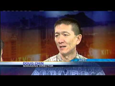 APEC UPDATE WITH HONOLULU MANAGING DIRECTOR, DOUG CHIN