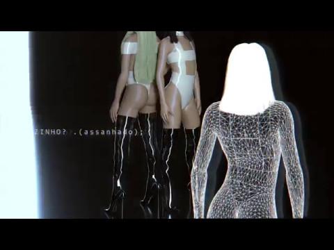 Lia Clark - TOME CUrtindo (feat. Pabllo Vittar) [Brabo Remix] (Lyric Video Oficial)
