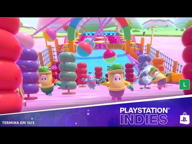 PlayStation Indies - Mais de 700 Jogos em Promoção - Ofertas válidas até dia 10 de Março