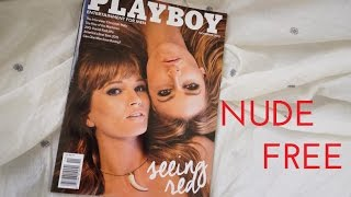 No More Nudity in Playboy