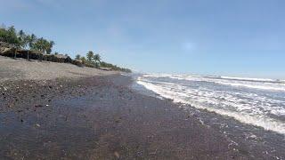 Playa Conchalillo y Centro De El Puerto De La Libertad. EL SALVADOR
