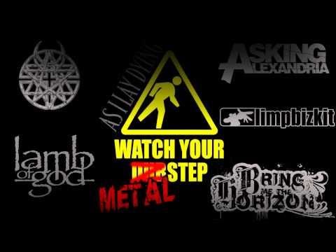 Dubstep x Metal (Metalstep mix) Audio Brutality [DJ Energiouz]