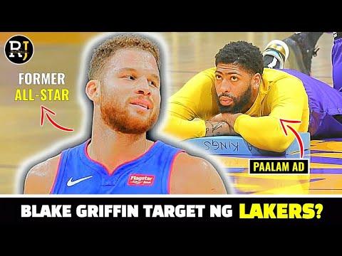 Download Blake Griffin TARGET ng Lakers? | Anthony Davis MAWAWALA!