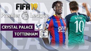 Crystal Palace vs Tottenham | FIFA 19 Premier League Gameweek 12