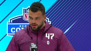 Route to the Draft: Connor Williams