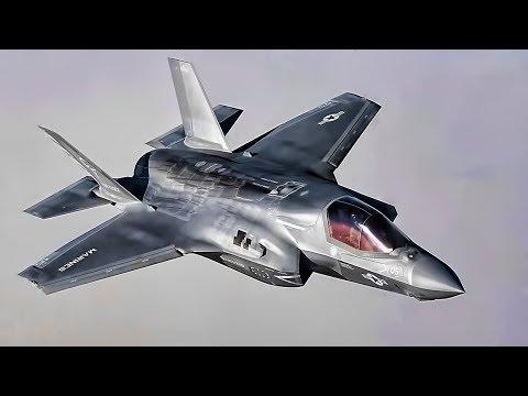 F-35B Lightning II Over Afghanistan (Sept 2018)