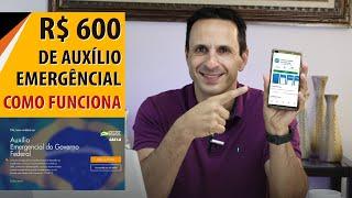 Auxílio Emergencial De R$ 600,00 Do Governo: Tudo Que Você Precisa Saber Pra Receber O Benefício