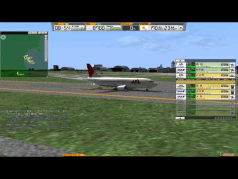 【ATC3】Sendai Airport stageAO1 Part 1